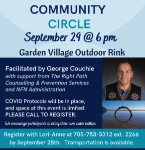 Community Circle @ Garden Village Outdoor Rink