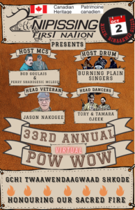 Annual (Virtual) Pow Wow @ Online